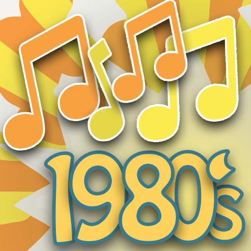 80's Song Challenge logo