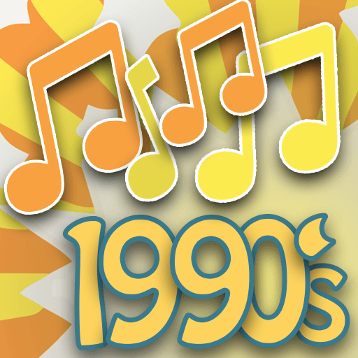 90's Song Challenge logo