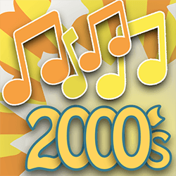 2000's Song Challenge logo