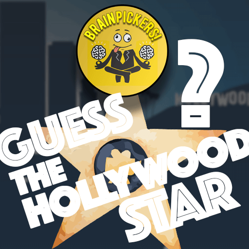 Guess The Hollywood Star logo